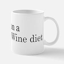 Sparkling Wine diet Mug