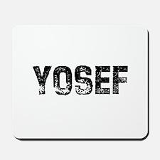 Yosef Mousepad