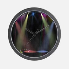On Stage Wall Clock