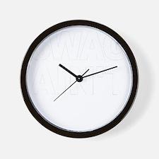 $WAG AINT CHEAP Wall Clock