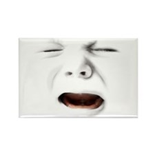 babyface2-cry-LTT Rectangle Magnet