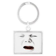 babyface2-cry-LTT Landscape Keychain
