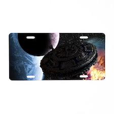 ss2_large_servering_667_H_F Aluminum License Plate