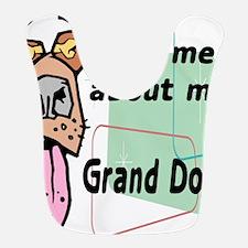 grand dog Bib
