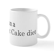 Black Forest Cake diet Mug