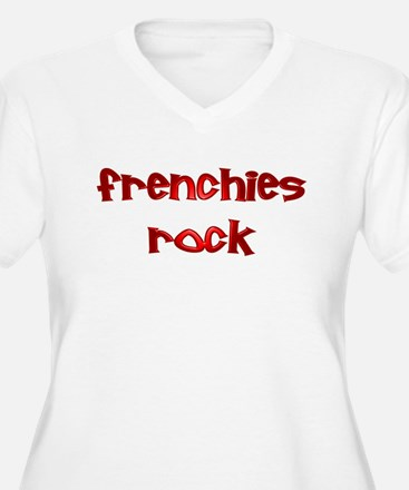 Frenchies Rock T-Shirt