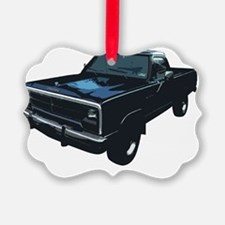 Dodge Powerram Ornament