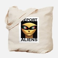 DEPORT ALIENS Tote Bag