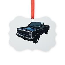 Dodge Power Ram Pickup Truck Ornament