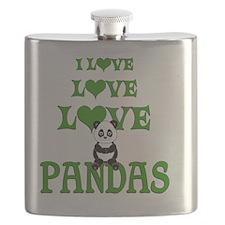 Love Love Pandas Flask