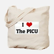 I Love The PICU Tote Bag