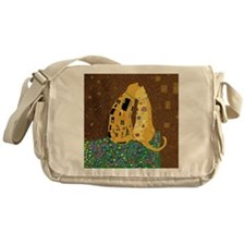 Klimts Kats 12 x 12 Messenger Bag