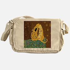 Klimts Kats 12 x 12 Messenger Bag
