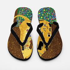 Klimts Kats 12 x 12 Flip Flops