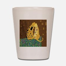Klimts Kats 12 x 12 Shot Glass