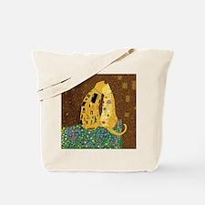 Klimts Kats 12 x 12 Tote Bag