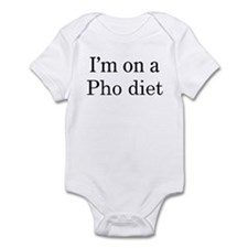 Pho diet Infant Bodysuit