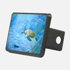 Underwater turtle Hitch Cover