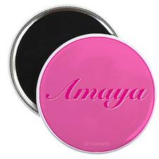 Amaya Button Magnet