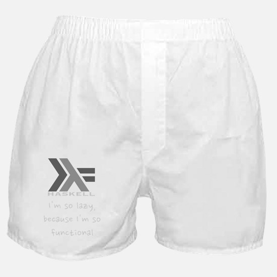 haskell_lazy_functional Boxer Shorts
