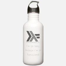 haskell_lazy_functiona Water Bottle