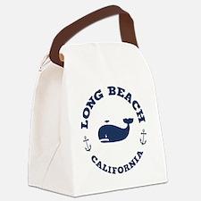souv-whale-longbch-LTT Canvas Lunch Bag