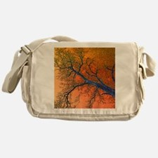 Bare Oak Messenger Bag