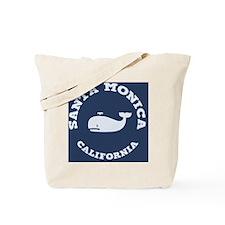 souv-whale-sm-ca-PLLO Tote Bag