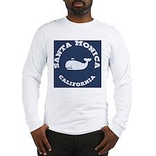 souv-whale-sm-ca-PLLO Long Sleeve T-Shirt