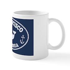 souv-whale-sf-ca-OV Mug