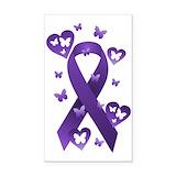 "Pancreatic cancer 3"" x 5"""