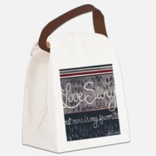 Ours is my favorite... Canvas Lunch Bag