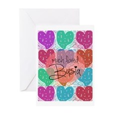 busia 36 Greeting Card