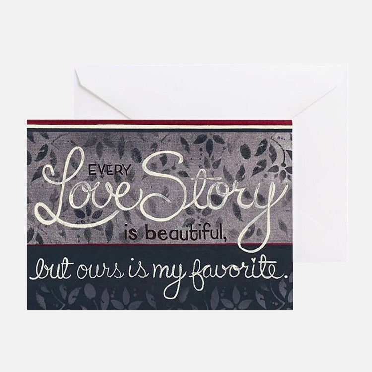 Ours is my favorite... Greeting Card