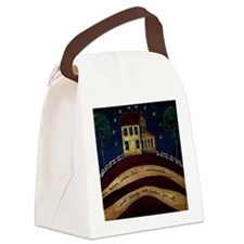 One Nation, UnderGod... Canvas Lunch Bag