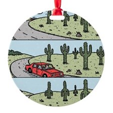 Cacti arms Ornament