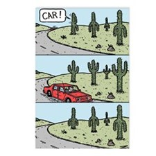 Cacti arms Postcards (Package of 8)