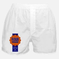Flour Power Boxer Shorts