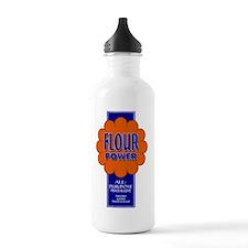 Flour Power Water Bottle