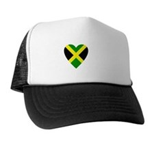1LOVE JAMAICA Trucker Hat