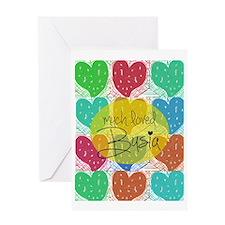 busia 35 Greeting Card