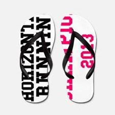 Horizontal Running Champion 2013 (Right Flip Flops