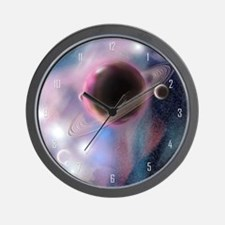 pits_large_wall_clock_hell Wall Clock