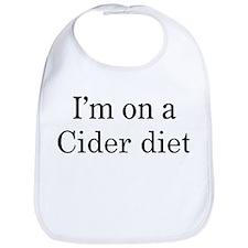 Cider diet Bib