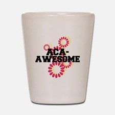 Pitch Perfect Aca Awesome Shot Glass
