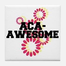 Pitch Perfect Aca Awesome Tile Coaster