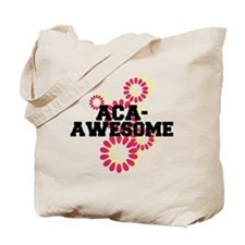 Pitch Perfect Aca Awesome Tote Bag