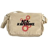 Aca awesome Canvas Messenger Bags