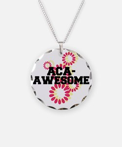 Pitch Perfect Aca Awesome Necklace