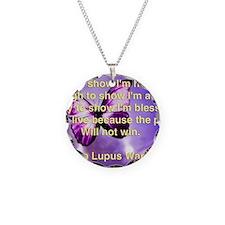 Lupus Warrior Necklace